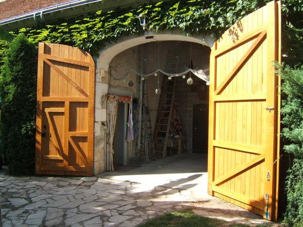 Menuiserie despres - Portes de garage sectionnelles motorisees ...